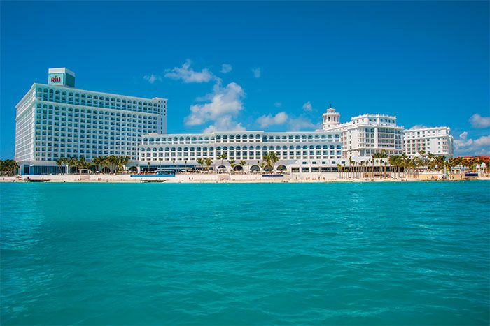 Riu Cancun main exterior